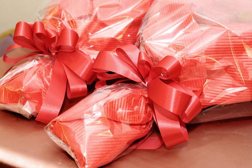 初月給で両親に感謝を伝えるためのプレゼントを贈りたい